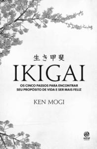 Libro para hombres: Ikigai