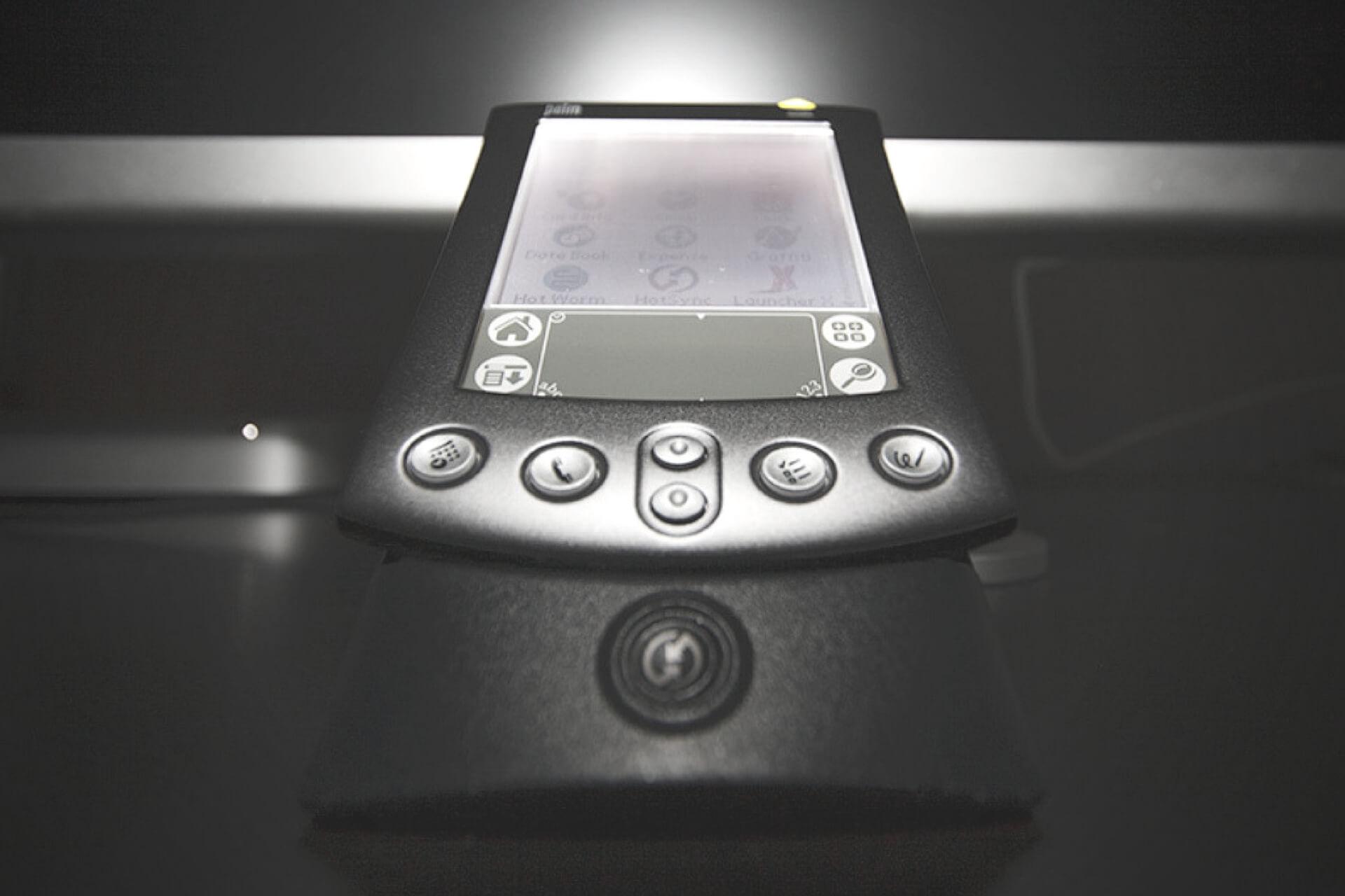 Plam m505 de 2001